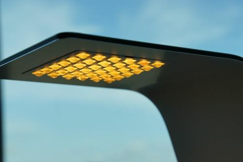 3d printed LED Optics