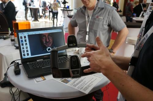 Fuel3D Scanner Test