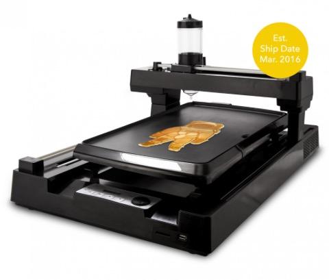 pancake_bot_3d_Printer