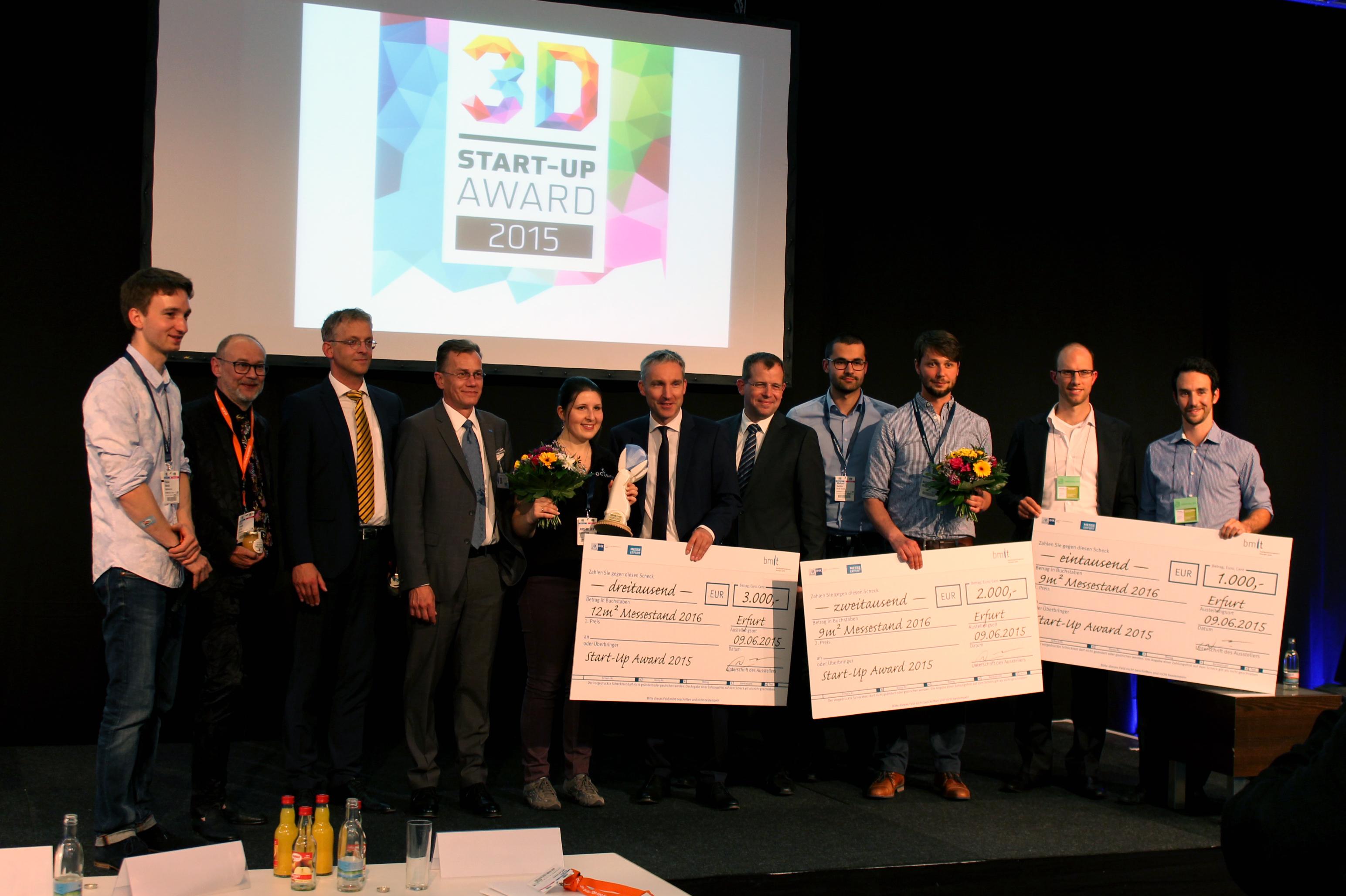 Start-up Award
