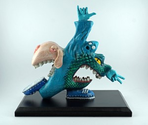 3D Print Art Oliver Ende Quatschkopf