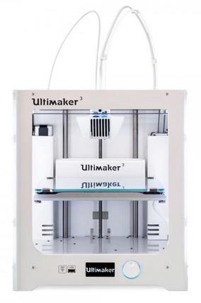 Ultimaker 3 3D-Drucker