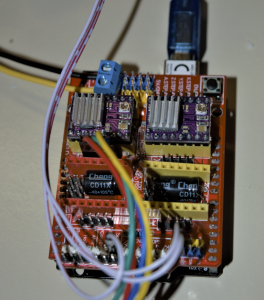Arduino mit CNC Shield
