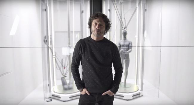 Sie können ganze lebensgroße Schaufensterpuppen auf einmal in 3D drucken