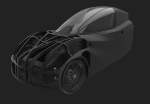 3D Auto Scorpion HAGE3D HTL Salzburg