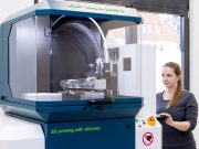Unter dem Namen ACEO® bietet WACKER zahlreiche Druck- und Beratungsleistungen rund um den 3D-Druck von Silicon. Der Siliconspezialist mit Sitz Burghausen nimmt Ende des Jahres ein neues Drucklabor in Ann Arbor (MI), USA, in Betrieb. (Photo: WACKER)