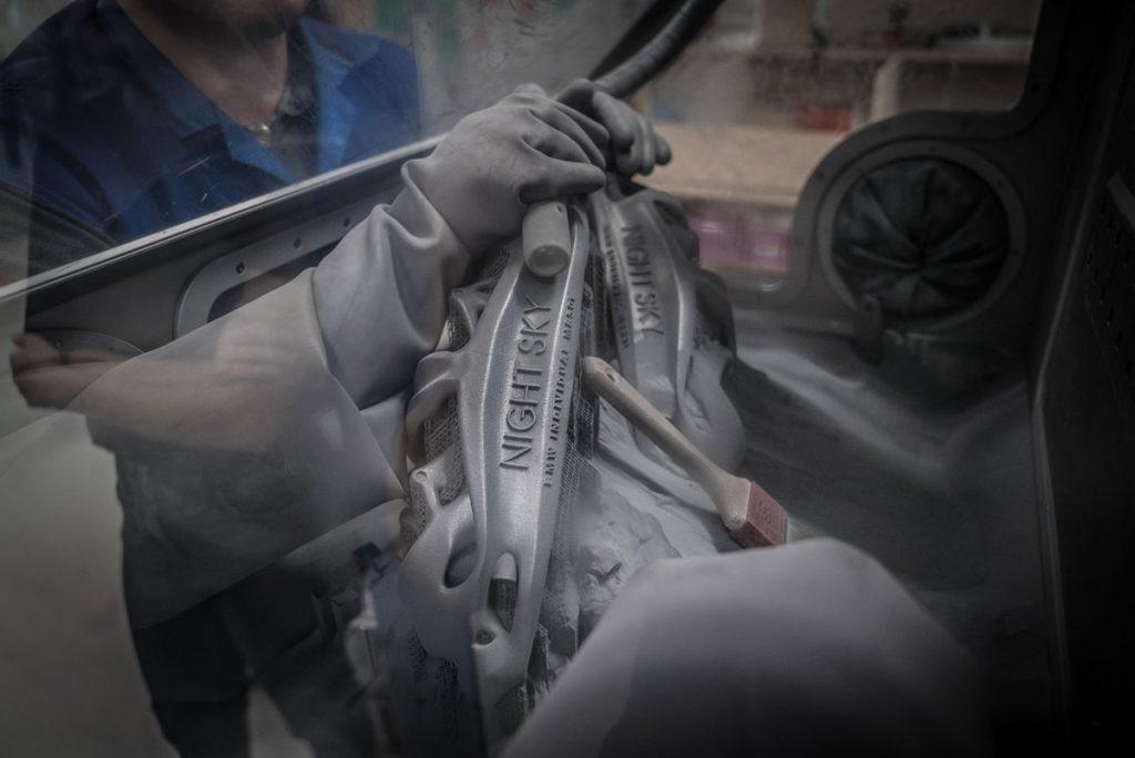 BMW 3D-Druck-Verfahren