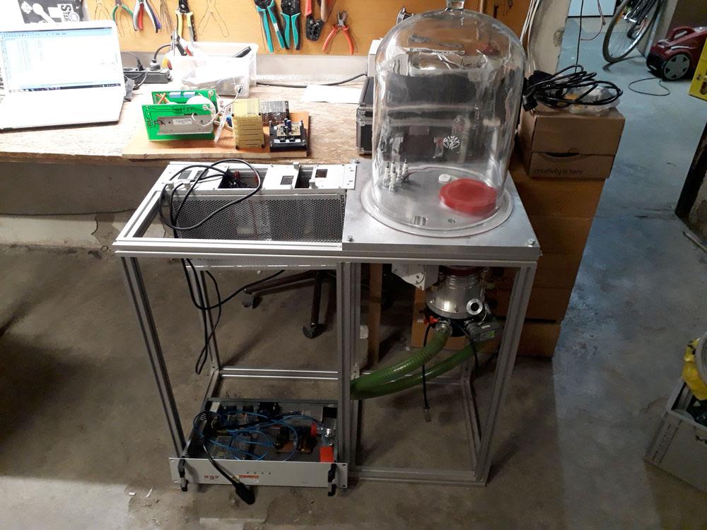 3D-Drucker für Metalle