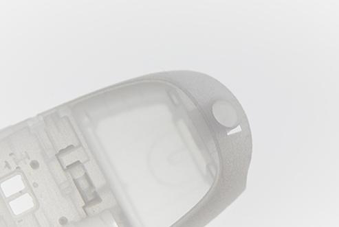 Die kunststoffbasierte FDR-Technologie ermöglicht hochfeine Oberflächen und filigranste Bauteile (Quelle: EOS)