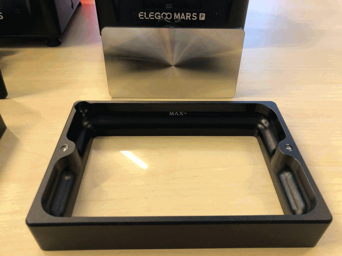 Harz Behälter des Elegoo Mars Pro