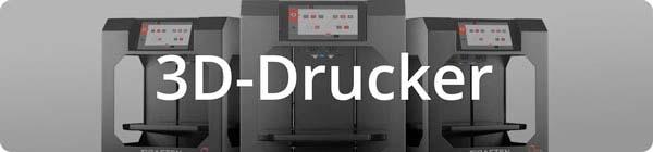 3D-Drucker Übersicht
