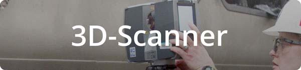 3D-Scanner Übersicht