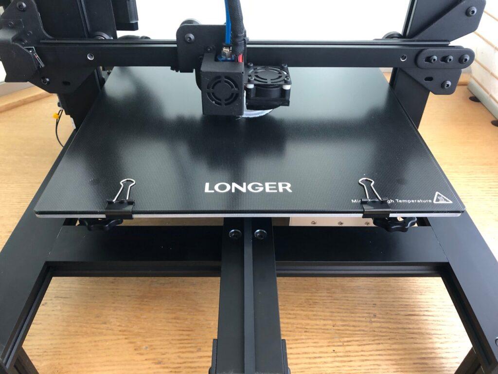 Longer LK5 Pro: Abnehmbare Druckplatte